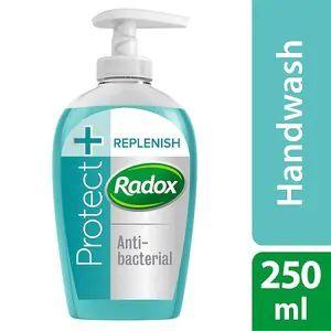 Radox Replenishing & Antibacterial Handwash 250ml 89p @ Superdrug - order online for instore collection