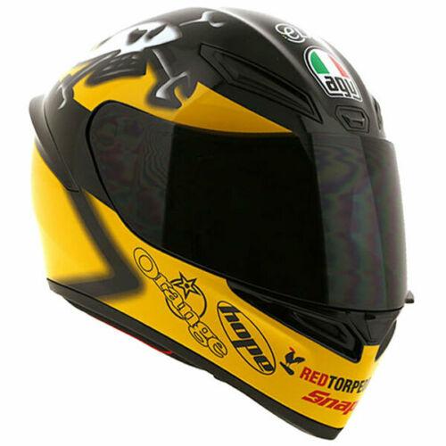 AGV K1 Full Face Motorcycle Motorbike Helmet - Guy Martin Replica £121.49 delivered using code @ eBay / SportsBikeShop