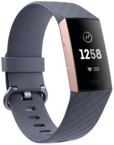 FREE GIFT - Purchase a Fitbit charge 3 and get a Google Nest mini FREE (usually £49.00) - £89.99 @ Argos