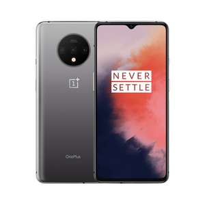 Silver Oneplus 7T 128GB Smartphone 2 Colours (90hz) £499 With Code @ Oneplus