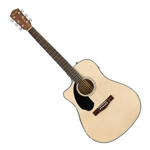Fender CD-60SCE Left Hand Electro-Acoustic Guitar £203 + Free Next Day Delivery @ GAK