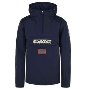 Napapijri Rainforest Men's Jacket Blue Marine from £34.69 with Free delivery @ Groupon