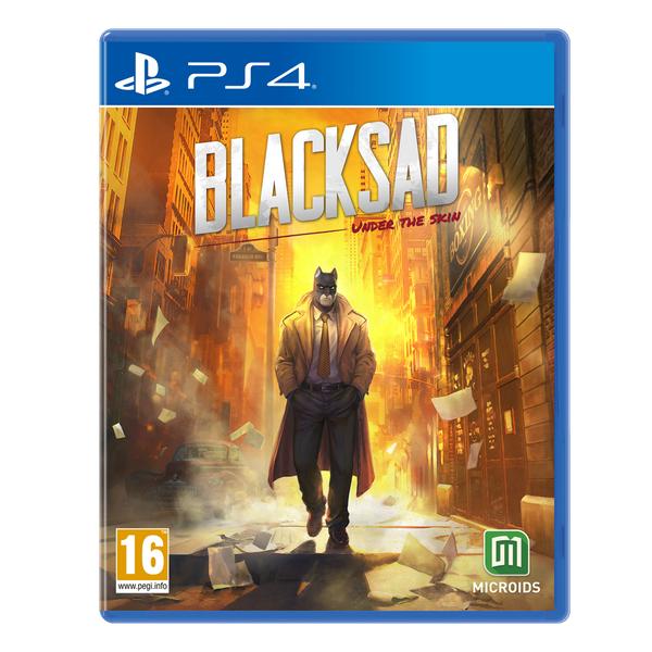 Blacksad Under The Skin Limited Edition (PS4) £22.99 Delivered @ Shop4world