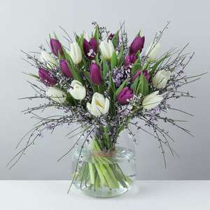 Free Delivery on Orders over £30 with Voucher Code @ Arena Flowers