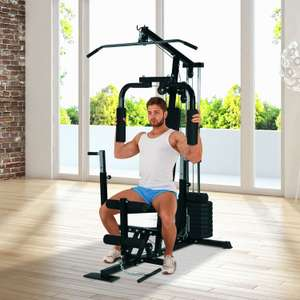 Homcom Multi-Gym workout station gym for the home for £184.49 delivered @ eBay / Outsunny