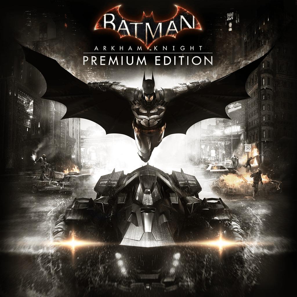 Batman Arkham Knight Premium Edition - £3.32 (PC / Steam) at Gamivo