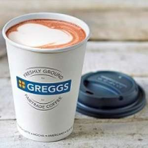 Free Hot Drinks for All Emergency Service Personnel and Health and Social Care Workers @ Greggs