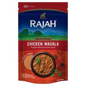Rajah Chicken Masala 80g x 2 for £1 @ Morrisons