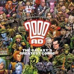 480 Pages of Free Digital Comics from 2000AD (Judge Dredd)