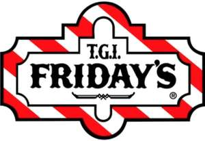 25% off bill for NHS, Emergency services and Armed Forces at TGI Fridays. Up to 4 people including drinks.