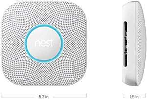 Nest Protect 2nd Generation Smoke + Carbon Monoxide Alarm (Battery) £72.95 @ Amazon