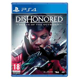 [PS4] Dishonored: Death Of The Outsider - £3.99 delivered @ Monster Shop