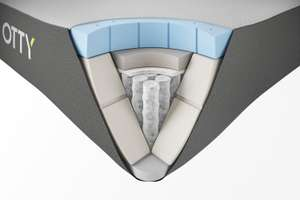 OTTY refreshed mattresses lots of sizes available - From £119 for Single @ Otty Sleep / eBay