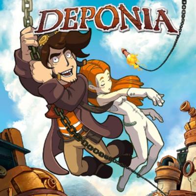 Deponia (Steam) free @ Daedalic (Via Twitter)