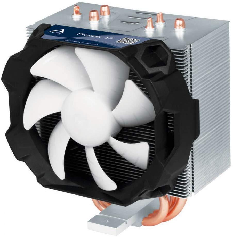 ARCTIC Freezer 12 – Compact and Quiet Semi Passive Tower CPU Cooler £14.99 (Prime) £19.48 (Non-Prime) @ Amazon