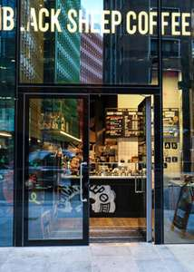 Free Coffee For NHS Staff @ Black Sheep Coffee (London and Manchester)