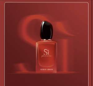 Free mini sample Giorgio Armani Si via So Post