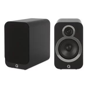 Q Acoustics Q3020i (Black) Speakers £188 + 6 Year Guarantee @ Richer Sounds