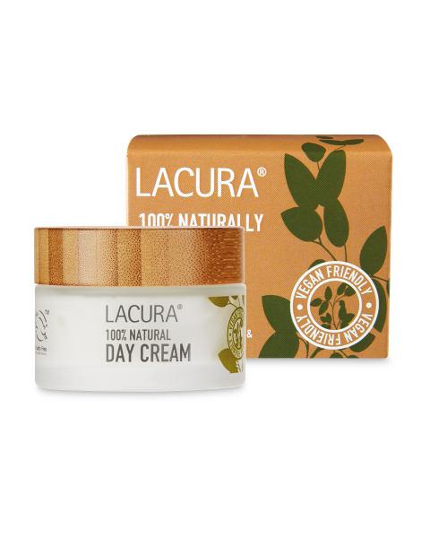 Lacura Natural Vegan Day Cream (Pre-Order Online, Estimated Dispatch And In Store 22 March) + More Vegan Skincare £5.99 + £2.95 p&p @ Aldi
