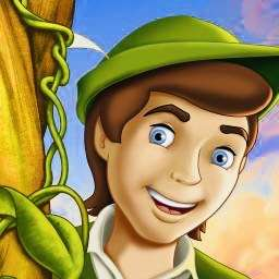 Jack and the Beanstalk Interactive Storybook free on iOS