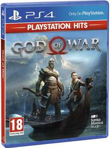 God Of War (PS4) - £11.99 + 6 months Spotify Premium for £11.99 @ Currys PC World