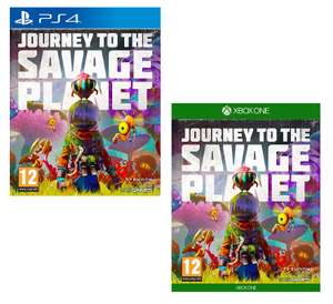 Journey To The Savage Planet (PS4/Xbox One) - £18.85 Delivered @ Base