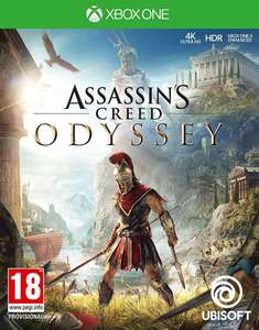 Assassin's Creed Odyssey Xbox One £13.52 @ Xbox Store US