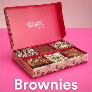 30% off Brownies @ Lola's Cupcakes with code (from £11.49)