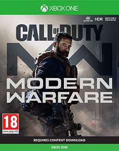 Call of Duty Modern Warfare Xbox One £30.34 @ Xbox Store Norway