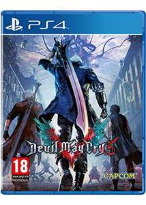 Devil May Cry 5 (PS4) £13.85 Delivered @ Base