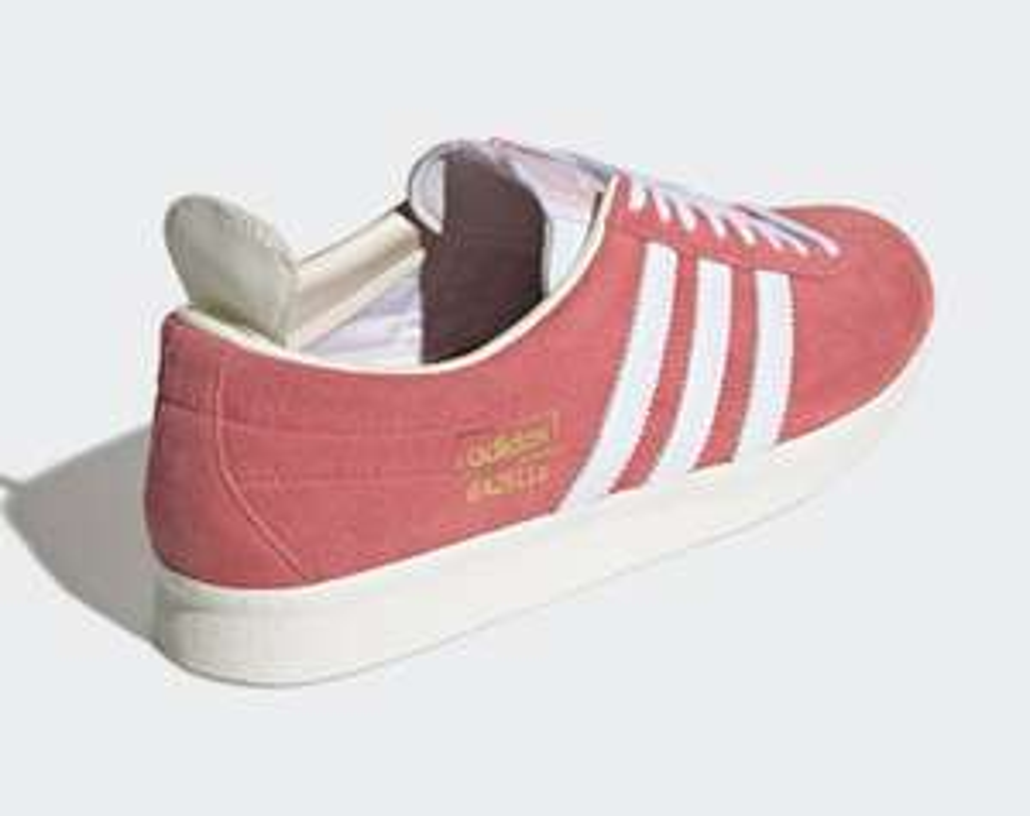 Adidas gazelle vintage Pink UK 3.5-13 £35.98 delivered at Adidas
