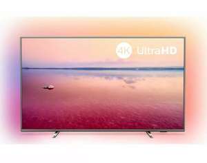"""PHILIPS Ambilight 50PUS6754/12 50"""" Smart 4K Ultra HD HDR LED TV £339.99 With Code @ Currys Ebay"""
