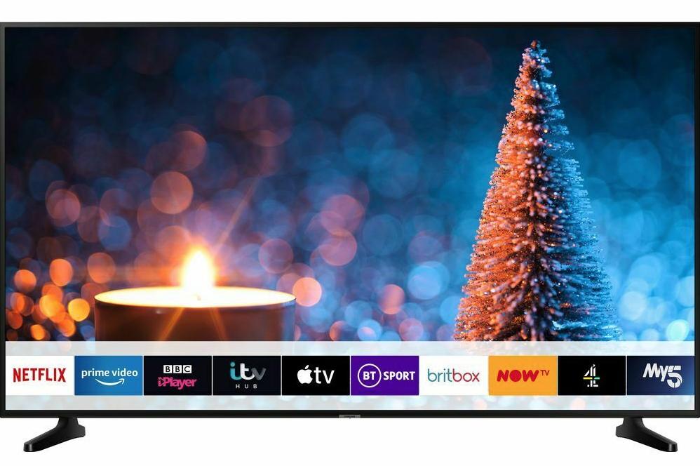"SAMSUNG UE65RU7020KXXU 65"" Smart 4K Ultra HD HDR LED TV £539.99 @ Currys eBay"