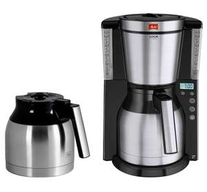 Melitta Look IV Therm Timer Coffee Machine with Additional Stainless Steel Jug + FREE Mother's Day Bronze Pack - £52.99 delivered @ Costco