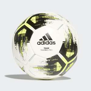 Adidas Team Training Pro Football Now £7.18 delivered with code sizes 3, 4, 5 @ adidas