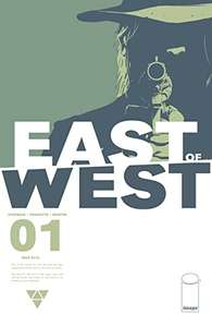 East of West ebook comic series bundle (45 issues) for £16.99 on comixology.co.uk