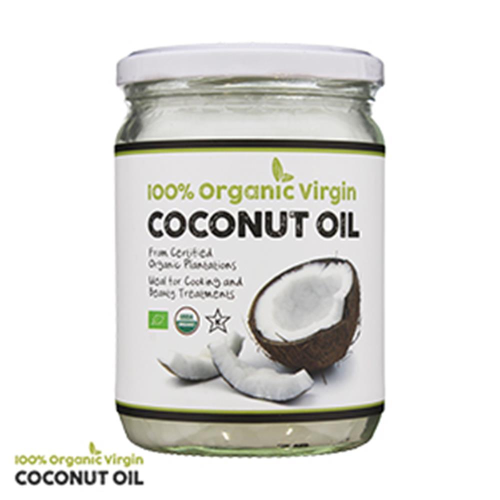 Organic Coconut Oil 500mg - £2.99 @ Home Bargains (barrow in furness)