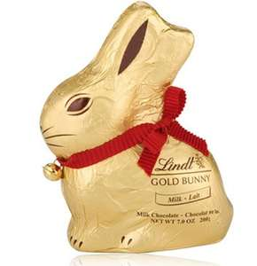 2 for 1 Easter Bunnies £4.99 @ Lindt outlet Swindon