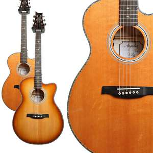 PRS SE A50E Acoustic Guitar With Fishman GT1 Pickup + Hardcase £479 - £499 Delivered @ GuitarGuitar