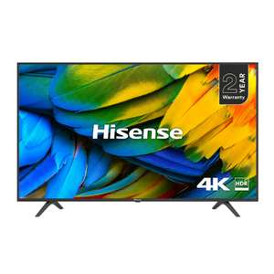 """Hisense H65B7100UK 65"""" Smart 4K Ultra HD TV With HDR10 - £449 Delivered @ AO"""