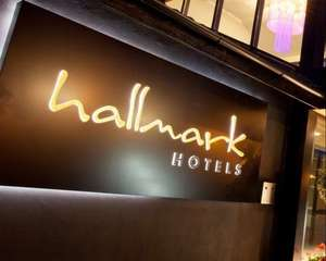 Retail Staff Stay For FREE Hallmark Hotels on Sundays (with £50+ spend in bar/restaurant) with code @ Hallmark Hotels