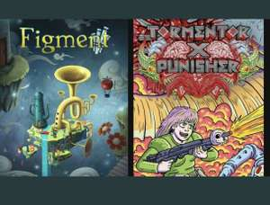 Figment / Tormentor & Punisher (PC) Free (March 26-02 April) @ Epic Games Store