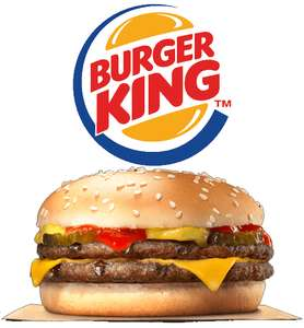 Free Classic Double Melt Burger when you buy any adult meal @ Burger King (Drive Thru)