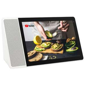 """Lenovo Smart Display with Google Assistant 10"""" - Bamboo, £99.99 at Lenovo"""