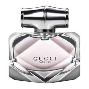 15% Off a £30 spend @ The Perfume Shop - e.g. Gucci Bamboo EDP 50ml £39.94 with Free delivery