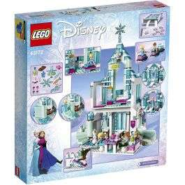 LEGO 43172 Disney Frozen Elsa's Magical Ice Palace (701 pieces) - £47.99 using code + Free next day delivery @ Bargainmax