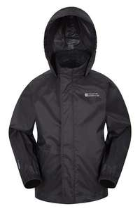 Pakka Kids Waterproof Jacket (2-13 years / various colours) - £10.19 delivered (+5.25% TCB) @ Mountain Warehouse