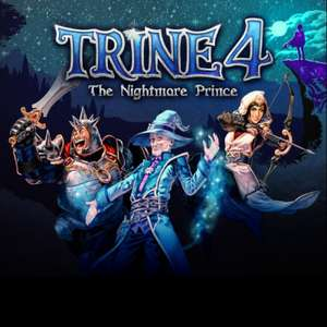 Trine 4: The Nightmare Prince - Game £10.49 at Fanatical