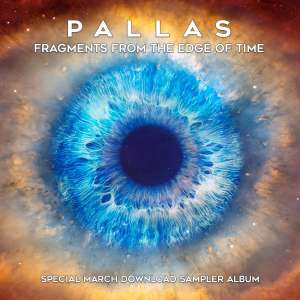 New Free Album - Pallas - Fragments From The Edge Of Time - @ Pallas Bandcamp