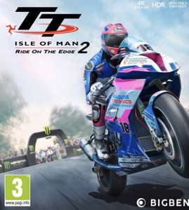 TT Isle of Man - Ride on the Edge 2 (Xbox one/PS4) £37.85 / Switch £36.85 @ Base